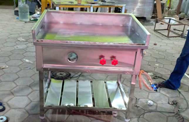 commercial kitchen equipments coimbatore Dosa Plate