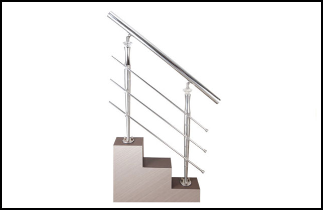 stainless steel ss staircase