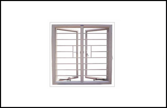 stainless steel SS Window