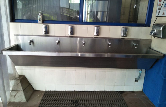 kitchen equipments coimbatore Work Table Sink