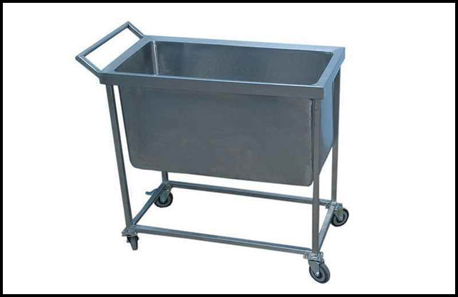 commercial kitchen equipments Collection Trolley