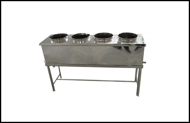 commercial kitchen equipments hot case