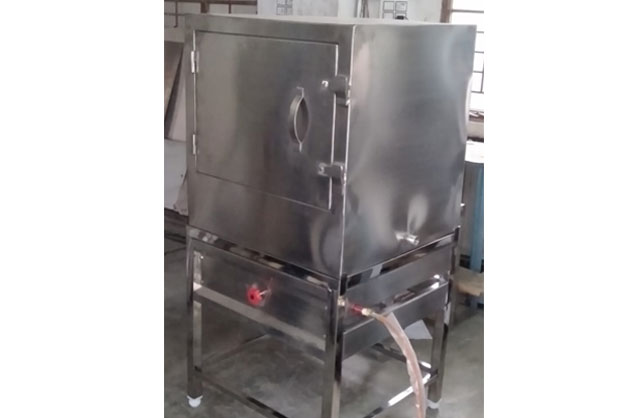 commercial kitchen equipments Idly plant[box]
