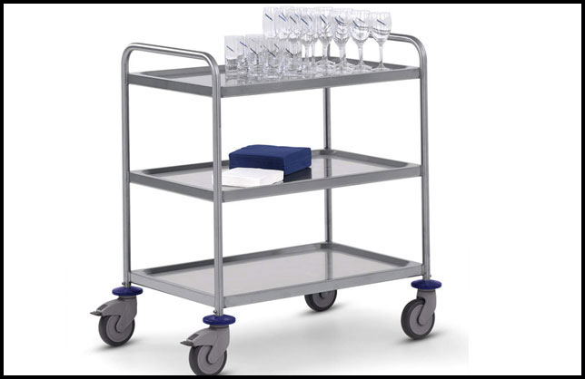commercial kitchen equipments Service Trolley